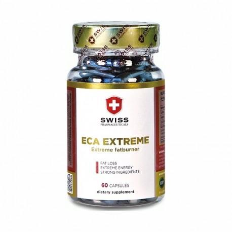 ECA Extreme SWISS 60 capsules